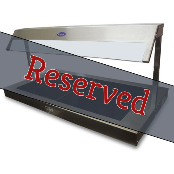 Heated Carvery Counter