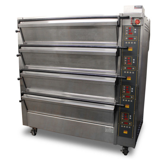 Mono 12 Tray 4 Deck Oven