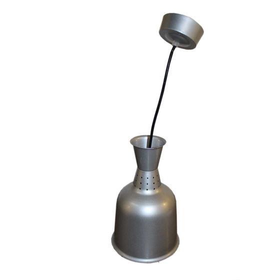 x4 Small Silver Pendant Lights