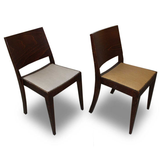 x4 Darkwood Chairs