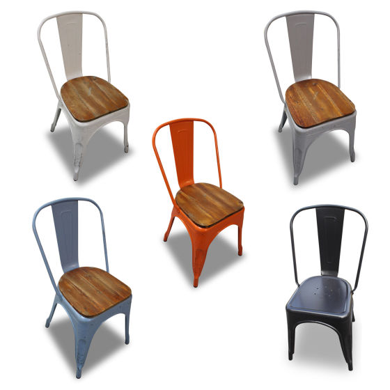 x11 Vintage Style Tolix Chairs
