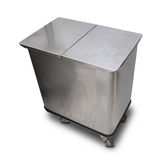 Stainless Steel Trolley Container