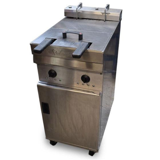 Valentine EVO-2200 Twin Fryer