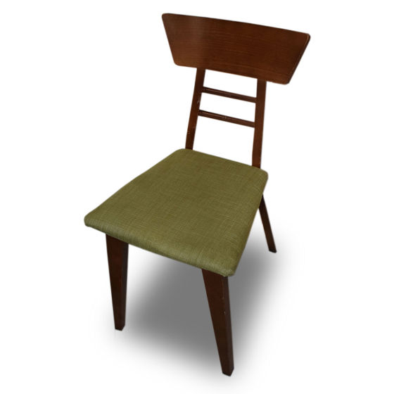 x10 Small Green Fabric Chairs