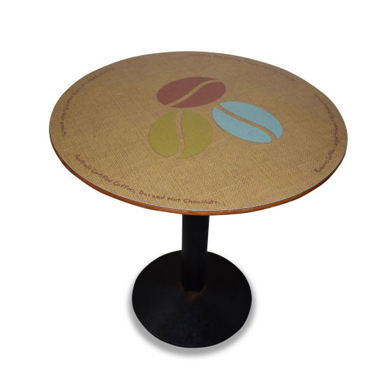 x4 Large Round Tables