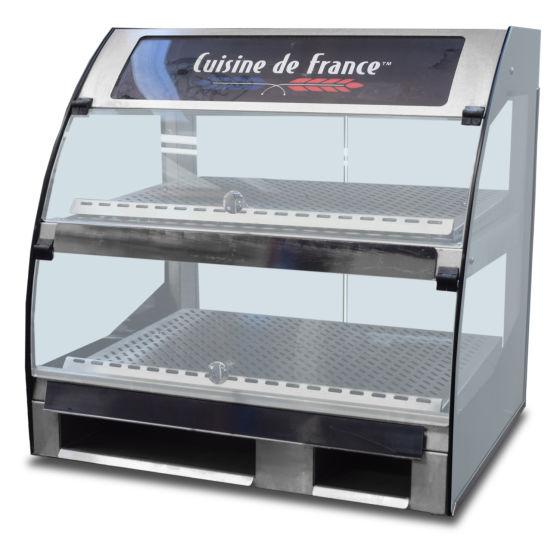 Cuisine de France Heated Display