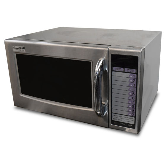 Sharp 1000w Microwave