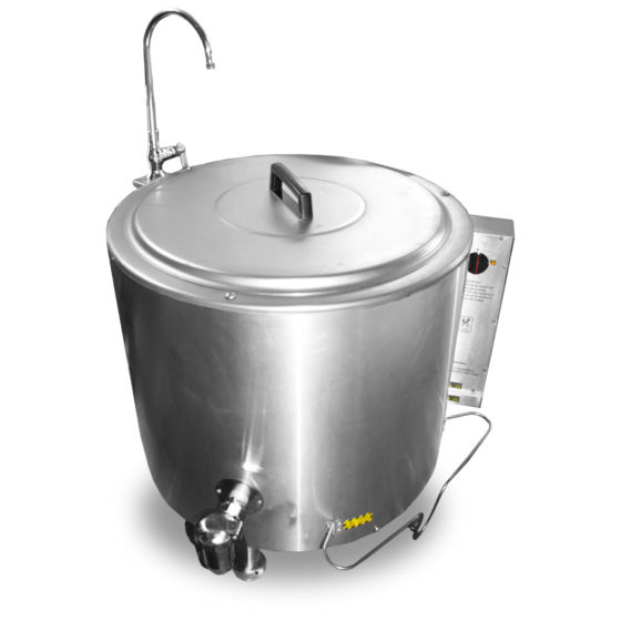 135L Falcon Boiling Pan