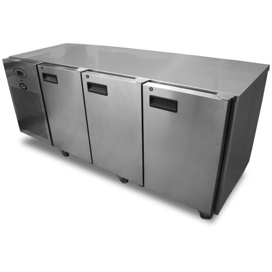 Foster 3 Door Under Counter Fridge