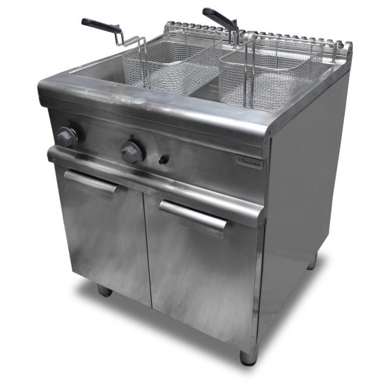 Electrolux Single Tank Double Fryer