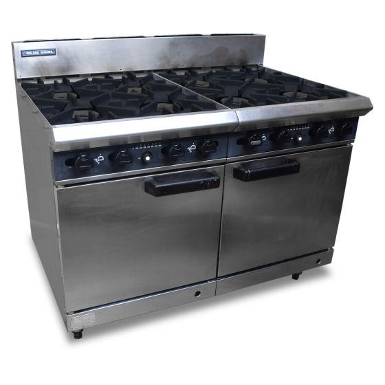 Blue Seal 8 Burner Oven Range