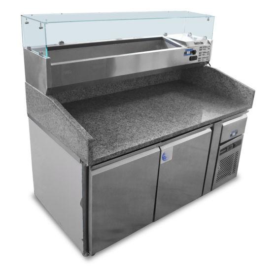 Blizzard Prep fridge & Saladette