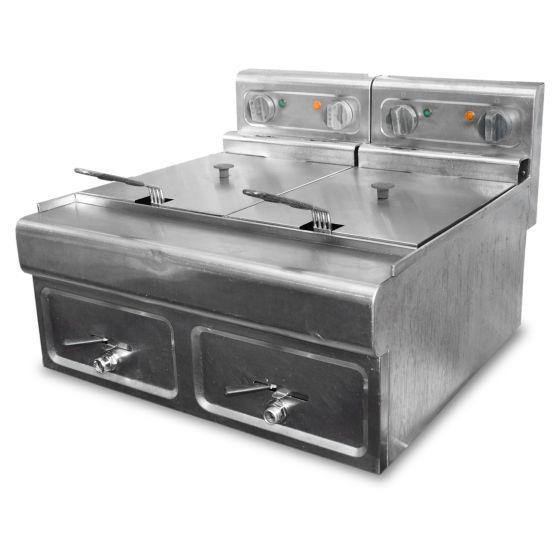 Lincat Table Top Twin Fryer