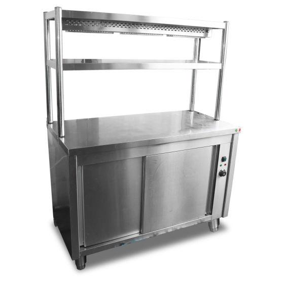 Italinox Hot Cupboard & Gantry