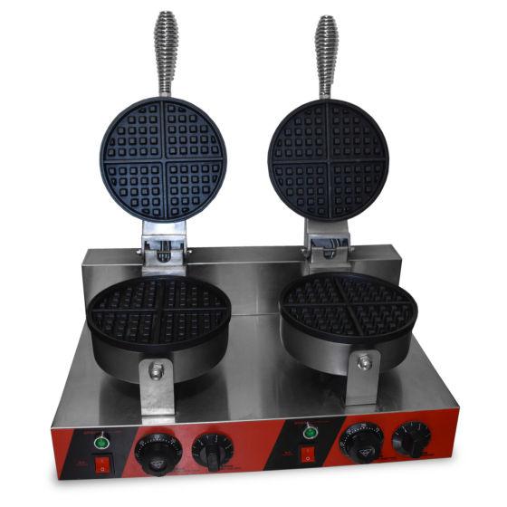 Nestle Furnace Twin Waffle Maker
