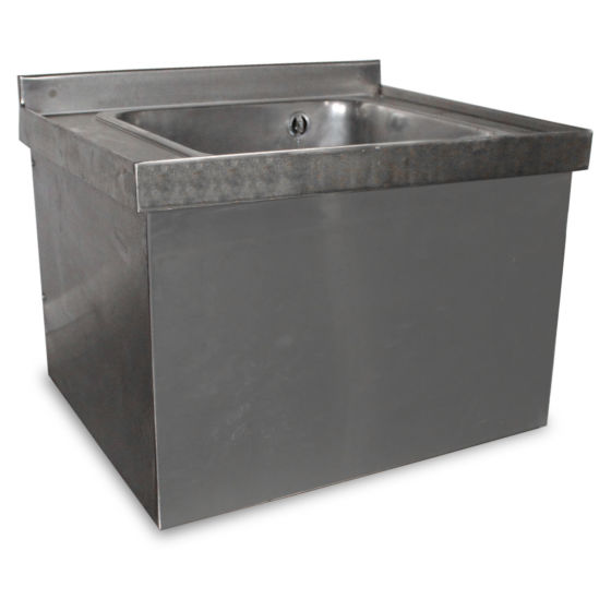 0.5m Stainless Steel Basin