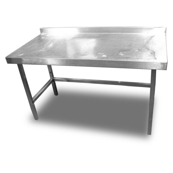 1.2m Low Stainless Steel Table