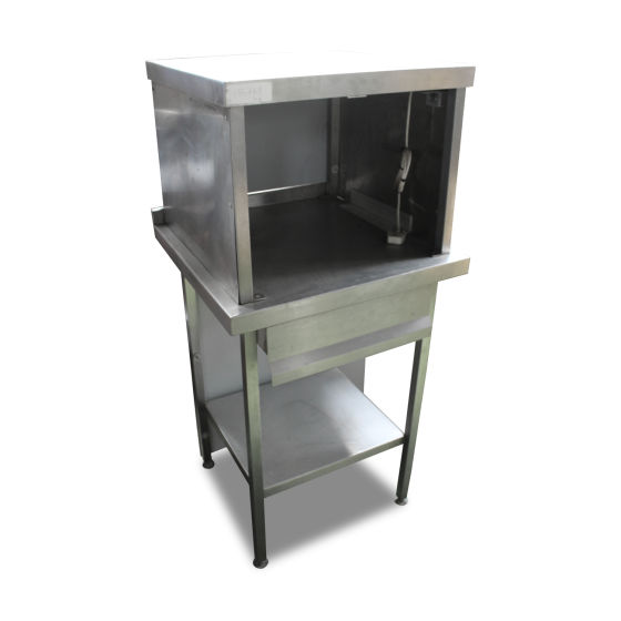 0.65m Stainless Steel Table