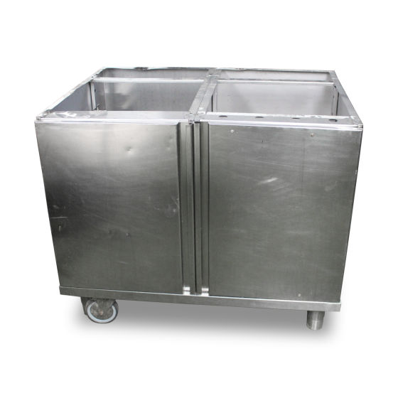 1m Stainless Steel Oven Stand