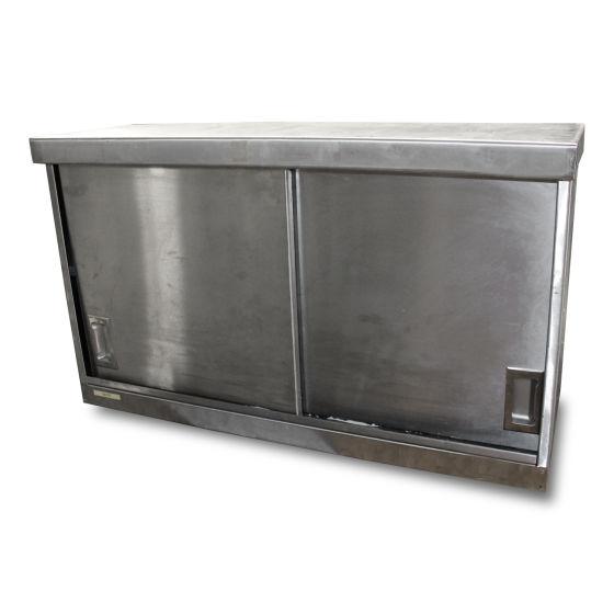 1m Stainless Steel Cupboard