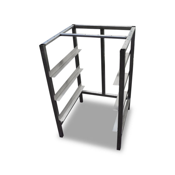 0.5m Stainless Steel Tray Rack
