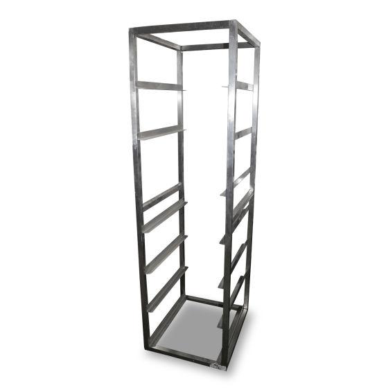 0.5m Stainless Steel Rack
