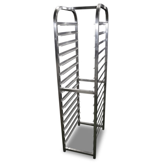 Stainless Steel 15 Level Gastronorm Racking