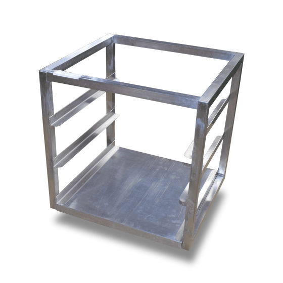 0.57m Stainless Steel Appliance Racking