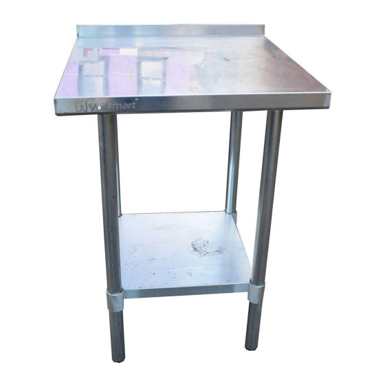 0.6m Table